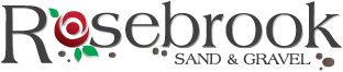 Rosebrook Sand and Gravel Logo